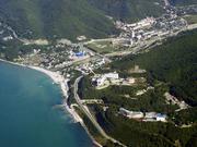 Услуги по размещению отдыхающих на Черноморском побережье