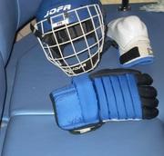 Продам хоккейную форму и сумку б/у липецк