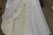 продам свадебное платье рыбка