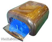 Лампа УФ  с таймером цвет-мраморная карамель 36W