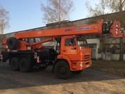 Подъемник Клинцы ПКС-55713-5К-3,  вездеход КАМАЗ-43118.