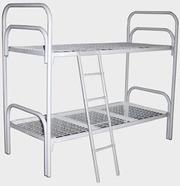 Кровати металлические для времянок,  кровати металлические для рабочих