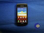 Смартфон Samsung Galaxy W без батареи