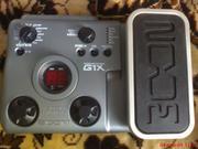 Продам гитарный процессор Zoom G1X